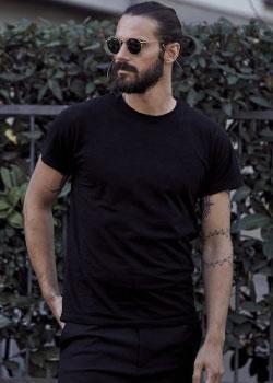 T-shirt herre