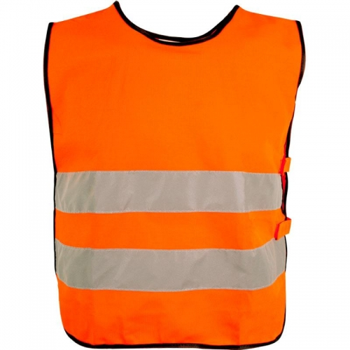 Safety Orange refleksvest til fritidsbruk